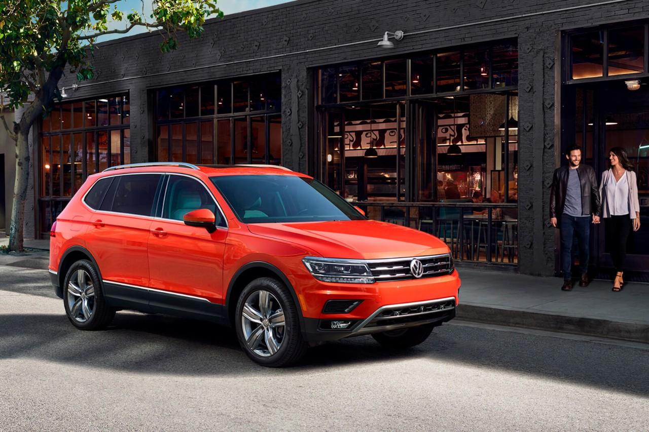 New Volkswagen Tiguan Lease Deals Finance Offers Van Nuys Ca