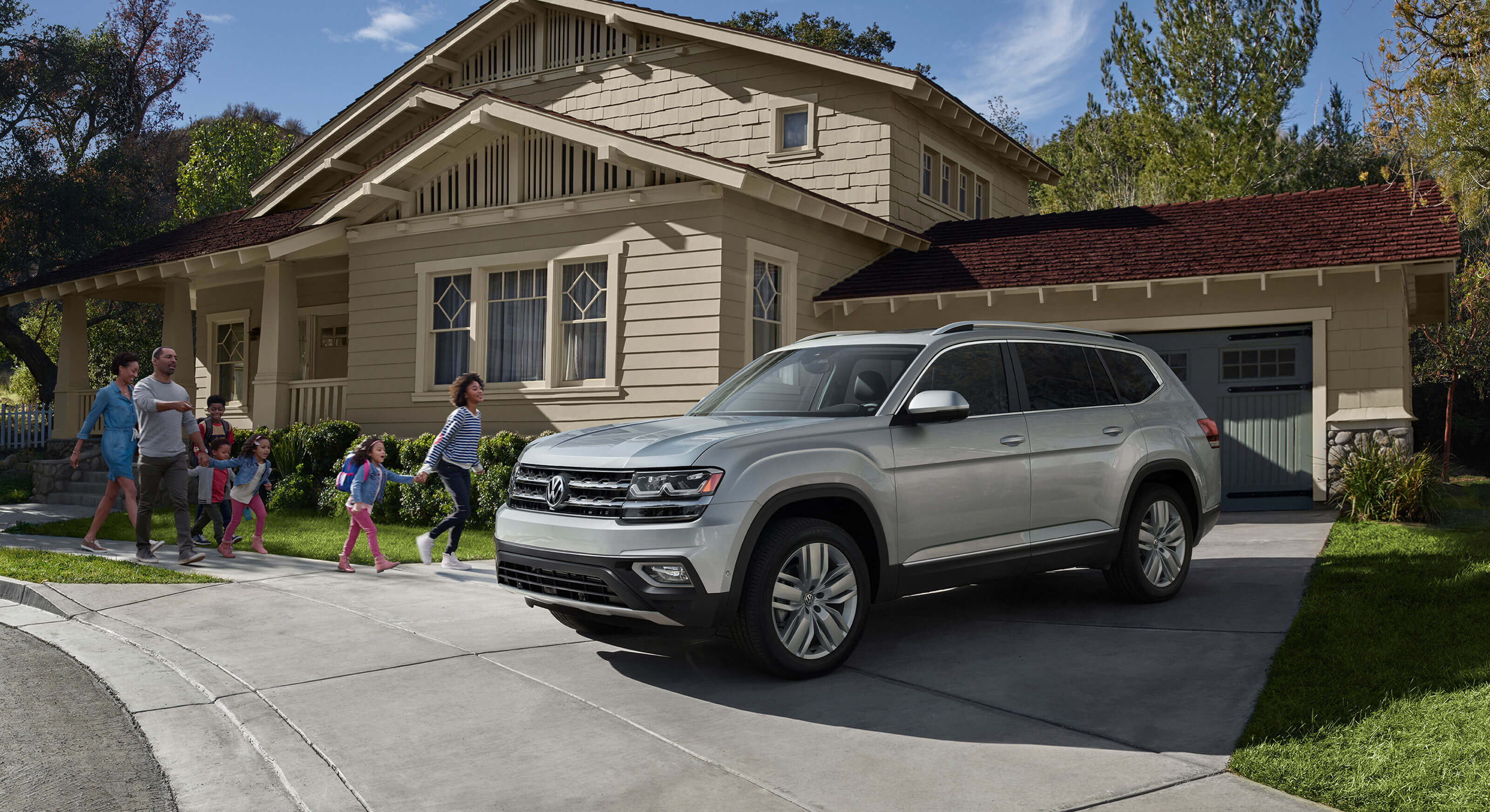 New VW Volkswagen Atlas Lease Prices Santa Monica California