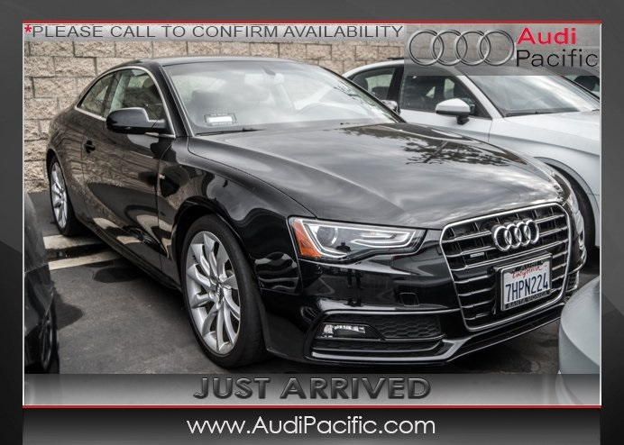 Audi Certified PreOwned Vehicle Offers Torrance CA - Audi a5 certified pre owned