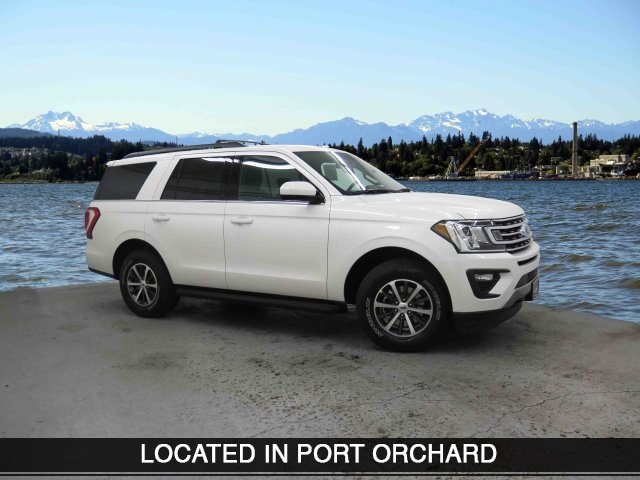 New 2018 Ford Expedition In Port Orchard Washington