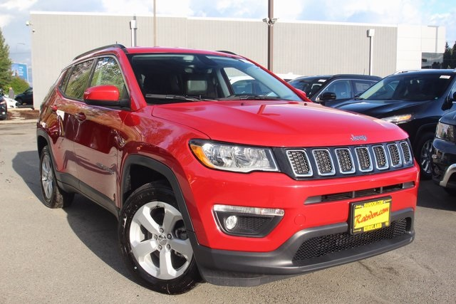 New Jeep Comp Deals in Kirkland WA