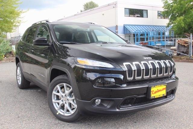 New Jeep Cherokee Deals in Kirkland WA