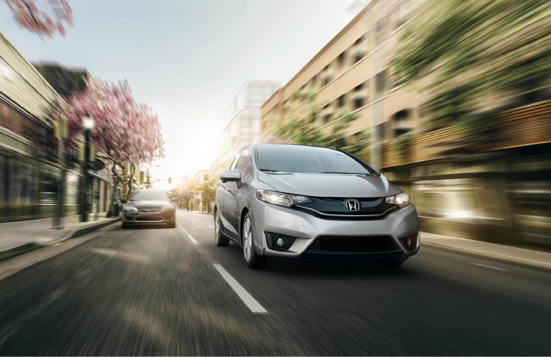 New Honda Fit Deals in Burien WA