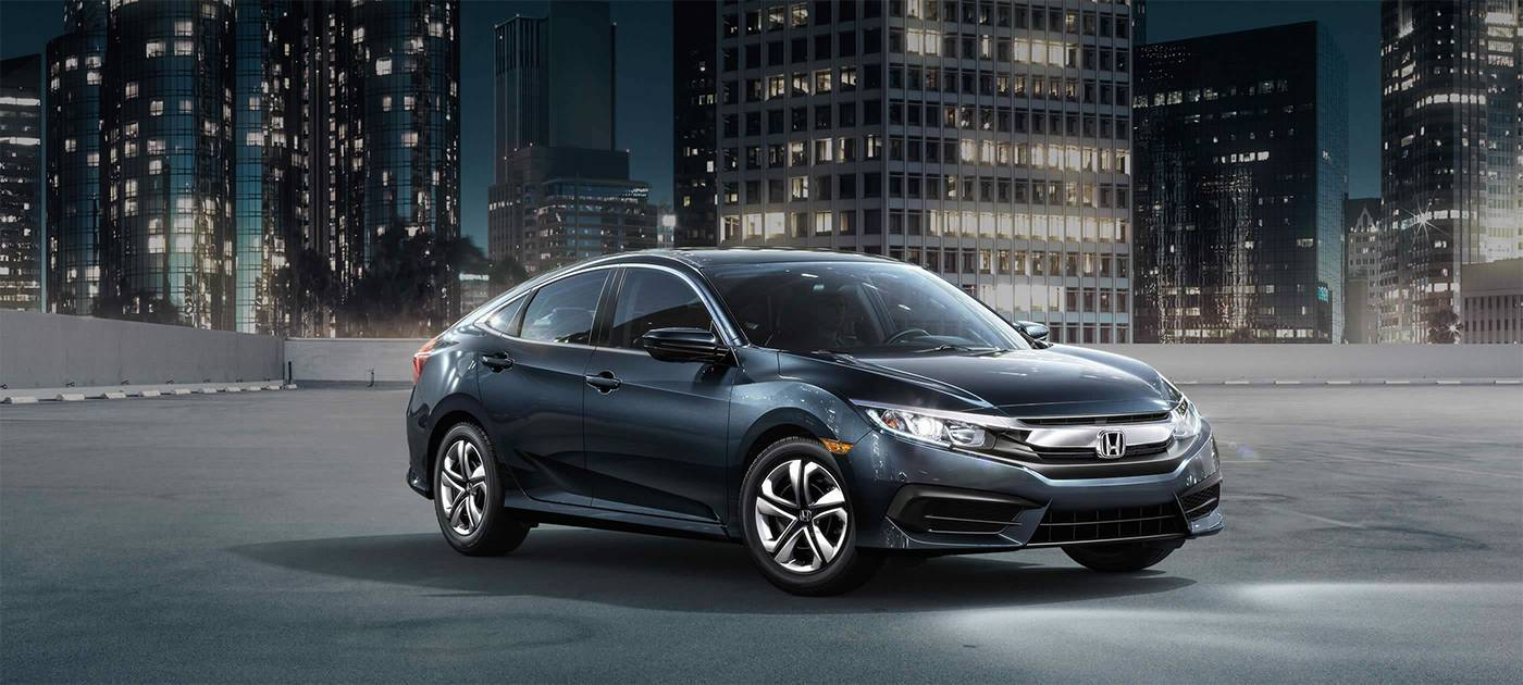 New Honda Civic Lease and Finance Deals in Burien WA