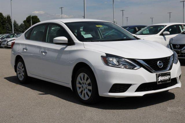 New 2017 Nissan Sentra S & Ricart Automotive Group | New Mazda Kia Ford Mitsubishi ... markmcfarlin.com