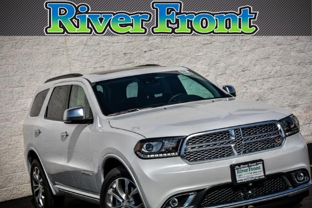 New 2017 Dodge Durango in North Aurora Illinois