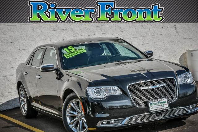 New 2015 Chrysler 300 in North Aurora Illinois