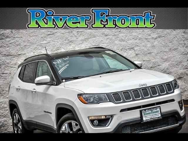 New 2017 Jeep Compass in North Aurora Illinois