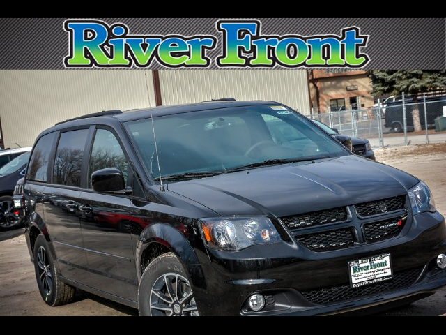 New 2017 Dodge Grand Caravan in North Aurora Illinois