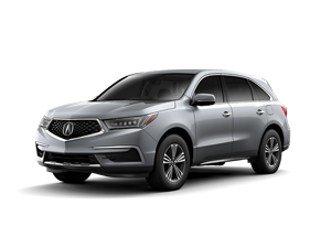 New 2017 Acura MDX in Orland Park Illinois