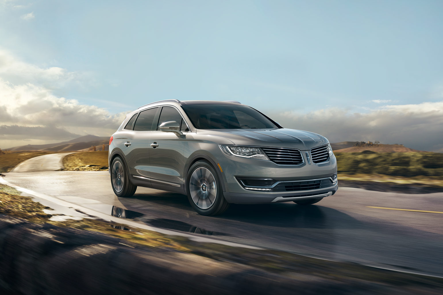 New 2017 Lincoln MKX in Cicero New York
