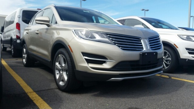 New 2017 Lincoln MKC in Cicero New York