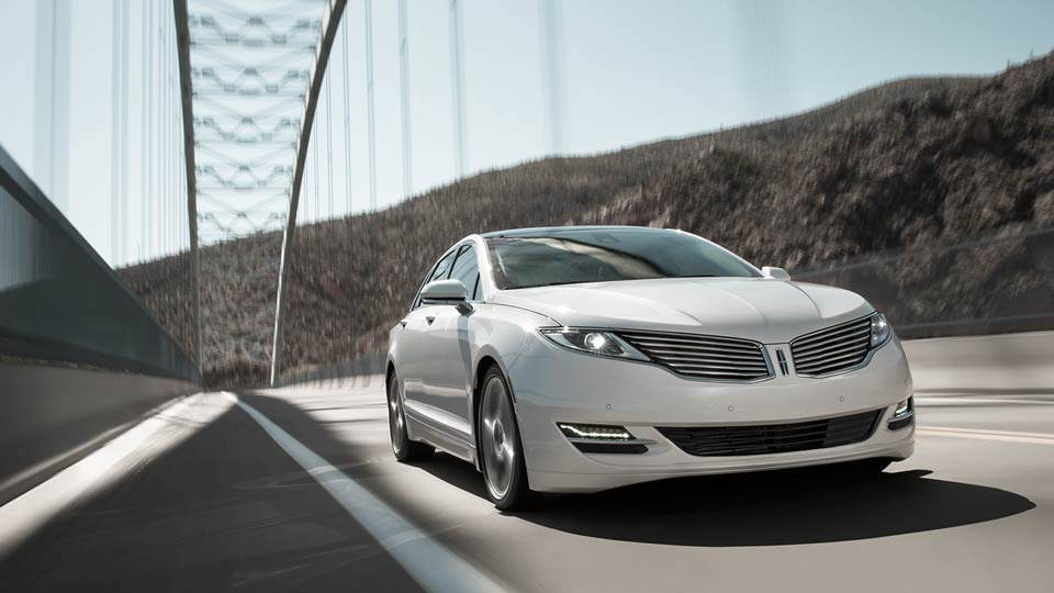 New 2017 Lincoln MKZ in Cicero New York