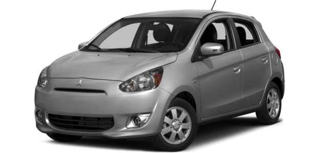 New 2015 Mitsubishi Mirage in Schaumburg Illinois
