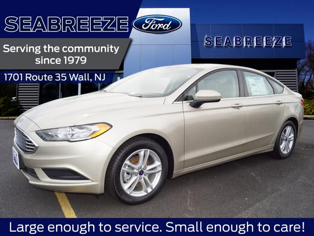 New  Ford Fusion In Wall Township New Jersey