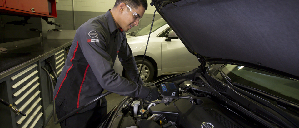 Nissan Oil Change Service Deals In Auburn, WA