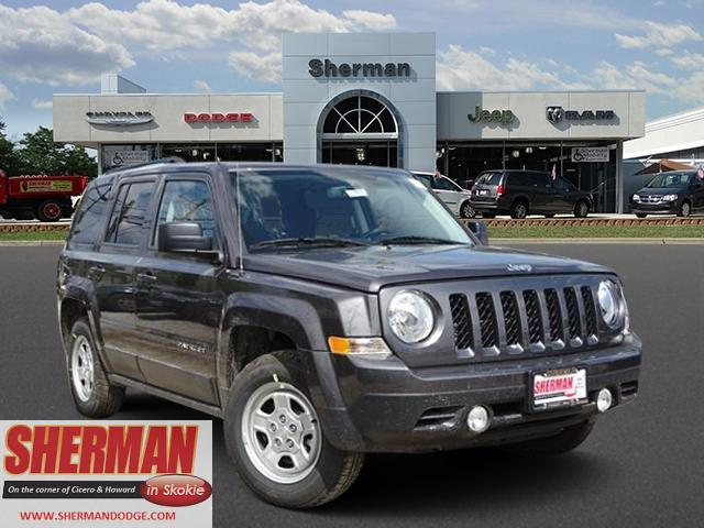 New 2017 Jeep Patriot in Chicago Illinois