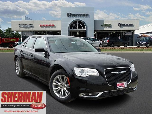 New 2017 Chrysler 300 in Chicago Illinois