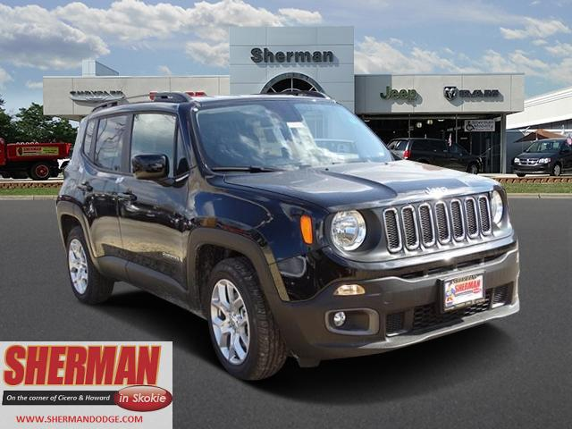 New 2017 Jeep Renegade in Chicago Illinois