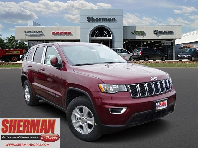 New 2017 Jeep Grand Cherokee in Chicago Illinois