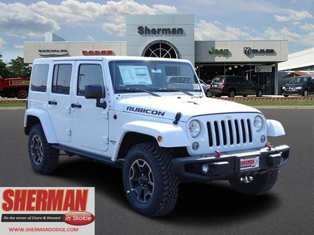 New 2016 Jeep Wrangler Unlimited in Chicago Illinois