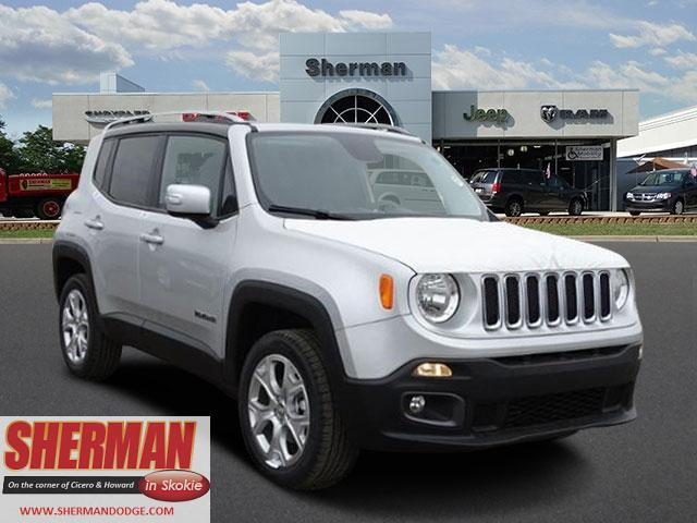 New 2016 Jeep Renegade in Chicago Illinois