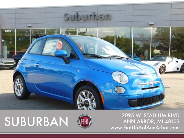 FIAT Lease Offers FIAT Dealer Near Me Ann Arbor MI - Fiat dealership michigan