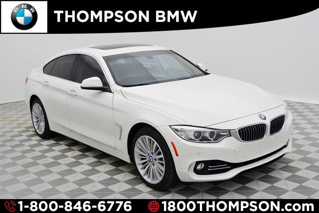Certified Preowned 2015 BMW 435i In Doylestown Pennsylvania