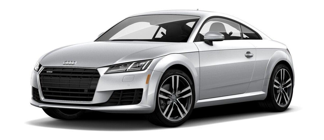 New 2018 Audi TT In Buffalo New York