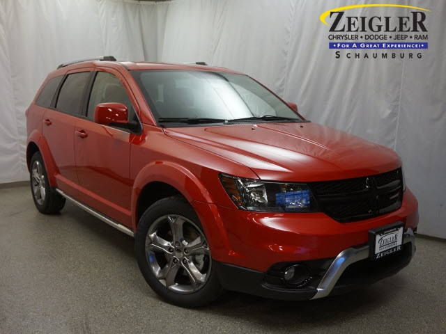 New 2016 Dodge Journey in Schaumburg Illinois