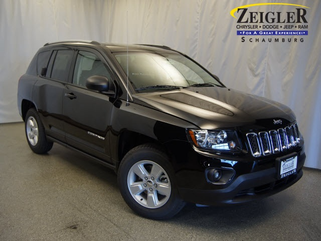 New 2016 Jeep Compass in Schaumburg Illinois