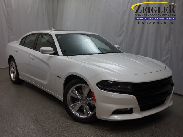 New 2016 Dodge Charger in Schaumburg Illinois