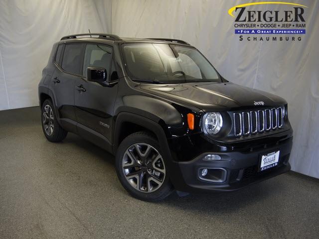 New 2016 Jeep Renegade in Schaumburg Illinois