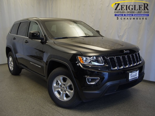 New 2016 Jeep Grand Cherokee in Schaumburg Illinois