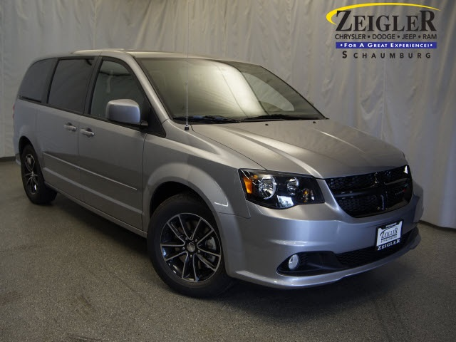 New 2016 Dodge Grand Caravan in Schaumburg Illinois