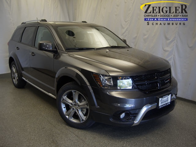 New 2017 Dodge Journey in Schaumburg Illinois