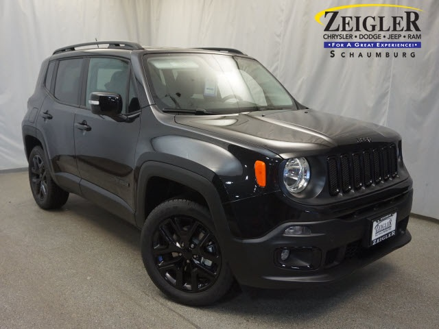 New 2016 Jeep Renegade in Schaumburg Illinois
