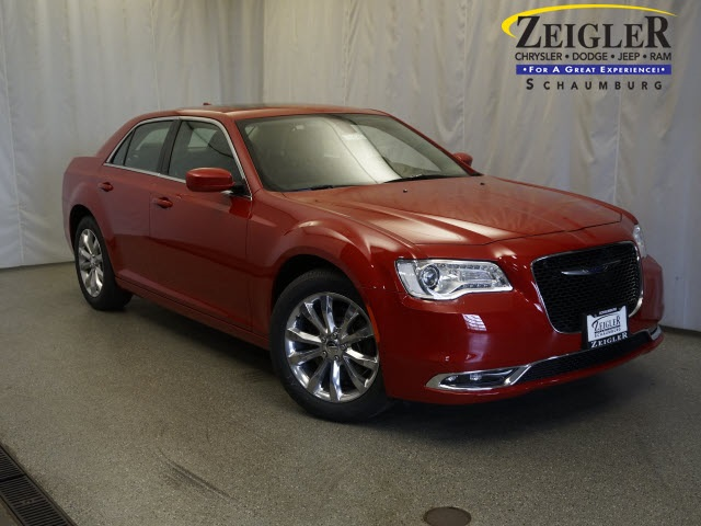 New 2017 Chrysler 300 in Schaumburg Illinois
