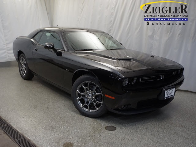 New 2017 Dodge Challenger in Schaumburg Illinois