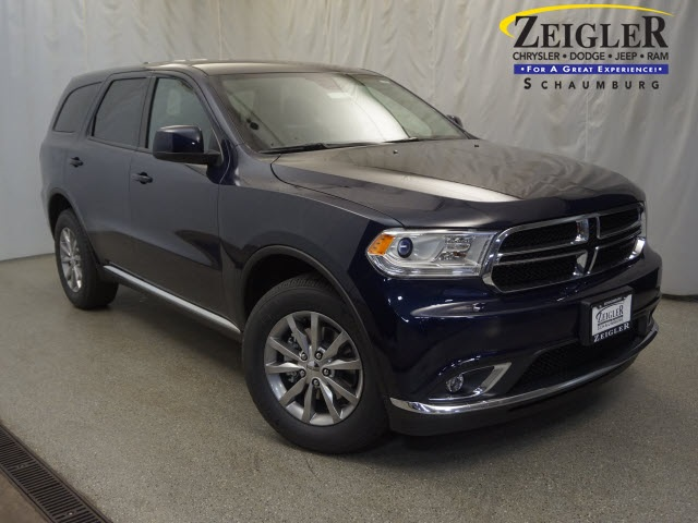 New 2017 Dodge Durango in Schaumburg Illinois