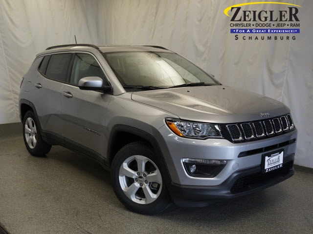 New 2017 Jeep Compass in Schaumburg Illinois