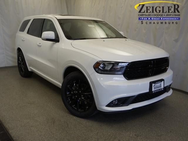 New 2017 Dodge Durango in Schaumburg Illinois