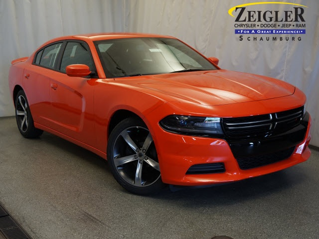 New 2017 Dodge Charger in Schaumburg Illinois