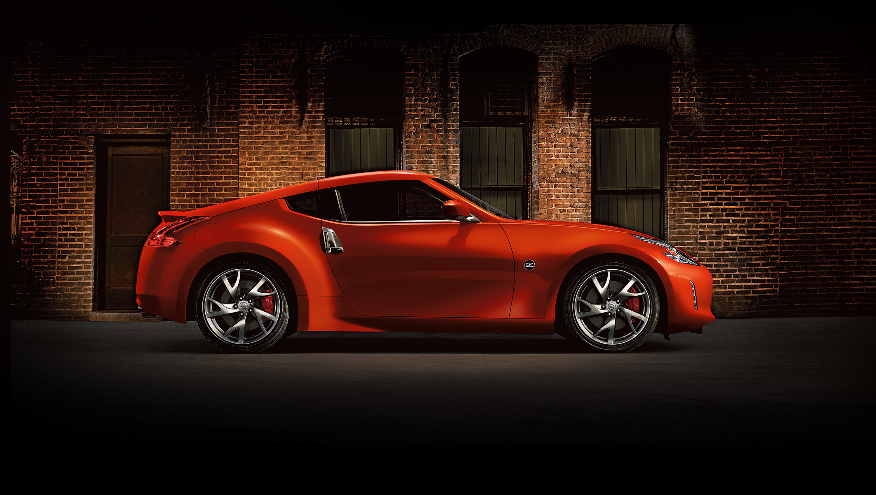 New Nissan 370Z Exterior Features
