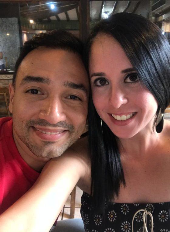 Luis y Rebeca