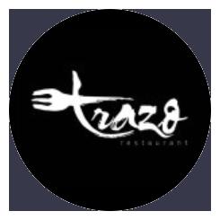 Logo Restaurante Trazo