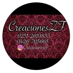 Logo Creaciones ZF