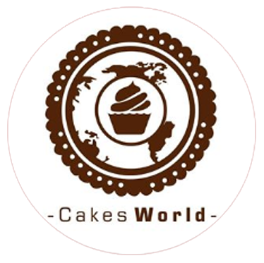 Logo Cakes World