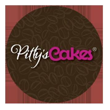 Logo Pittys Cakes
