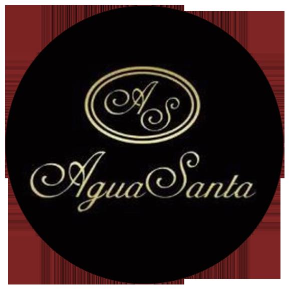 Logo Agua Santa